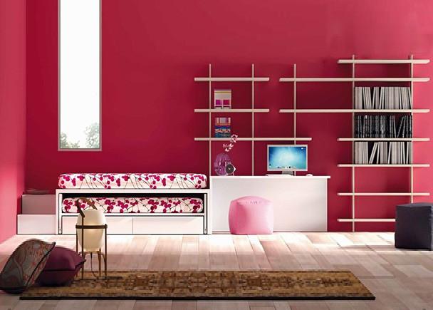 <p>Este programa cuenta con una gran variedad de camas nido. Excelente solución para compartir habitación sin renunciar a disfrutar de un mismo espacio.</p>