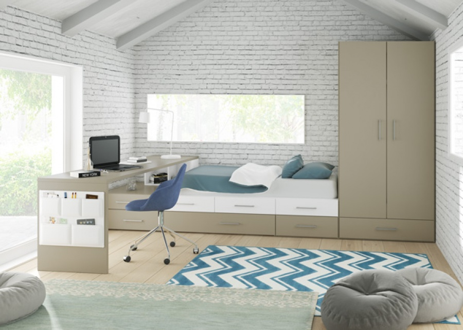 212 Dormitorios Juveniles 12 Anos De Gama Media 1 14
