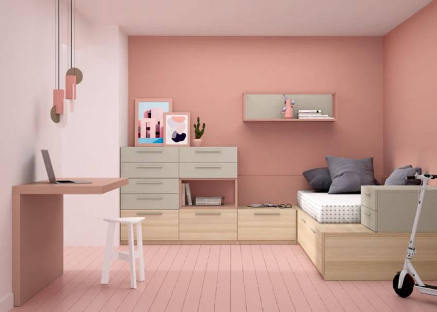 <p>Este ambiente corresponde a una habitaci&oacute;n modular pensada para</p>