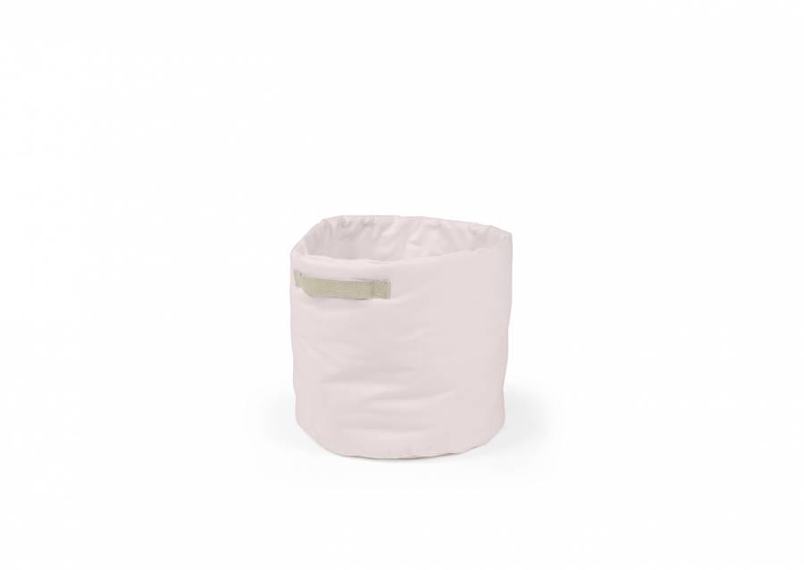 <p>&iexcl;Ideales para ordenar peque&ntilde;as cosas en cualquier estancia!. Te presentamos nuestras <strong>cestas de almacenamiento plegables </strong>de forma cil&iacute;ndrica y con<strong>&nbsp;asas decorativas.</strong> Las encontrar&aacute;s en tonos lisos y diferentes estampados. Est&aacute;n fabricadas en tejido Panam&aacute; 100% de 35 cm de di&aacute;metro x 50 cm h.&nbsp;</p>