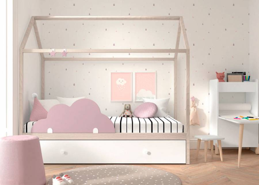 Tú puedes lograr que la habitación de tus hijos se convierta en un recuerdo que les acompañará toda su vida. Te presentamos esta ori