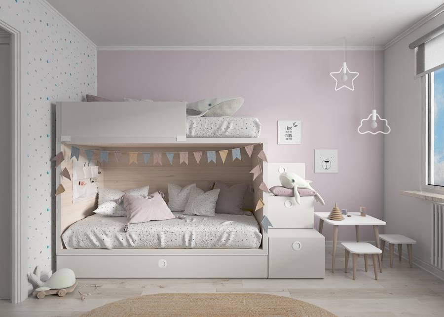605 Habitaciones Infantiles Todas Para Niños De 5 A 12 Años 1 38