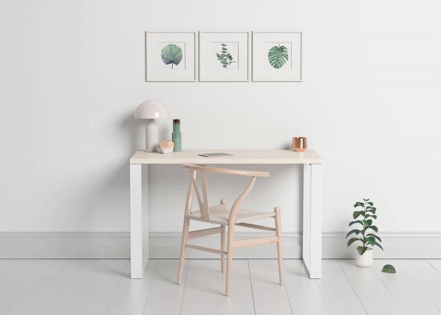 <h3>&iexcl;Let's work!</h3> <p>Simplifica la hora del home<strong> office</strong> creando tu<strong> espacio de estudio</strong> con un <strong>bonito escritorio de estilo escandinavo</strong>, int&eacute;gralo a cualquier espacio de tu hogar, ya sea un <strong>dormitorio juvenil</strong>, en el <strong>sal&oacute;n</strong> o en un<strong> &aacute;rea de estudio</strong> espec&iacute;fica.</p>