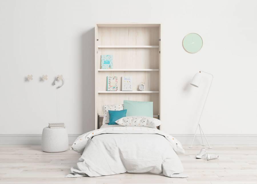 ¿Espacio libre para otros usos cuando no se está durmiendo? ¡Wow, que gran idea! Poder dar el máximo posible en el mínimo es