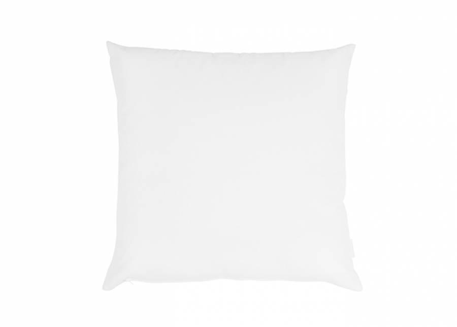 """<p style=""""text-align: justify;""""><strong>Coj&iacute;n blanco de 45 x 45, con relleno</strong>. Un complemento c&oacute;modo e indispensable para tu cama, si buscas una decoraci&oacute;n sencilla y acogedora.&nbsp;</p>"""
