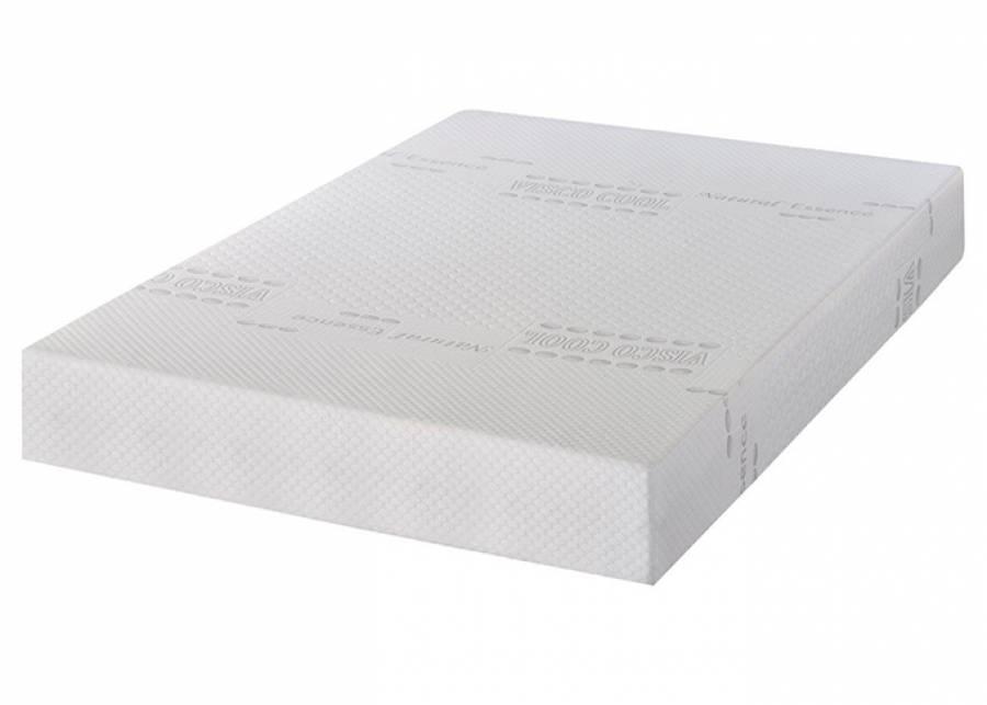 ¡Descanso optimo asegurado! Colchón fabricado con viscoelástica de soja, con isoflavonas, un componente natural que te ayudará